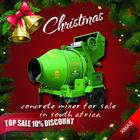 Chrismas Big Sale concrete mixer for sale in south africa