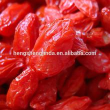 china dried goji berry suppliers/the price dried goji berry