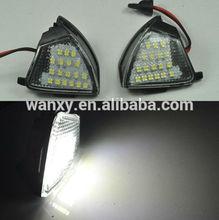 For VW Jetta Front Under Mirror Lamp Emark LED Under Mirror Lamp for Passat LED Car Tuning Light