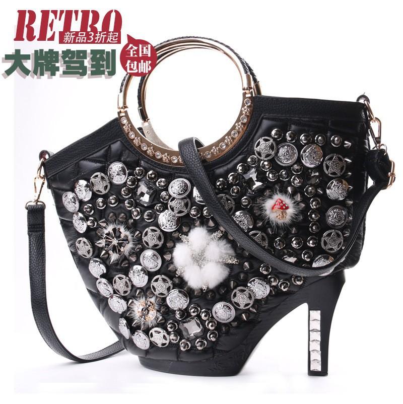 Unique Shaped Handbags Shoes Shaped Handbag