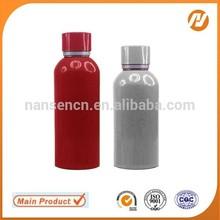 Aluminium bottle for alcohol aluminum wine Vodka bottle 100ml 350ml 500ml 750ml