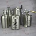 amostra grátis de parede dupla inox balde da bebida frigorífico com fechadura e chave