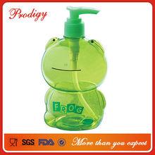 Shampoo bottle China top sale high quality empty PET bottle 5 gallon