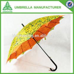 flower umbrella 16 rib