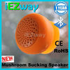 2015 New silicone high portable wireless mini bluetooth speaker