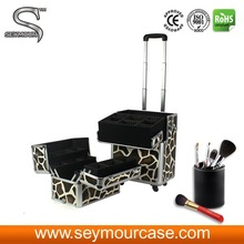 Empty Makeup Box Trolley Cosmetic Case Cosmetic Pouch