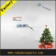 License lamp crystal design for Daewoo matiz( auto lamp, auto light, car lamp, car light, car parts )
