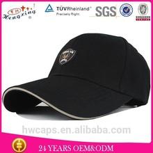 cotton baseball sport cap, customized sport hat, sports cap
