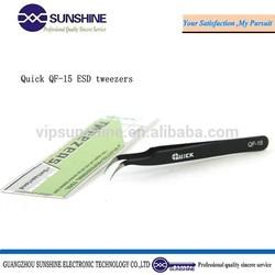 Quick types tweezers practical multi function ESD tweezer QF-15