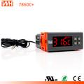 Ventas directas de la fábrica Dixell controlador de temperatura para incubadora con sensor NTC
