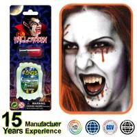 Wholesale Makeup Have Fake Blood Halloween Vampire Accessories