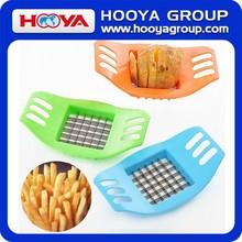 Multi-functional manual potato chips cutter
