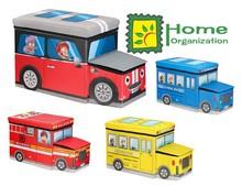 MINI COOPER storage ottoman for kids