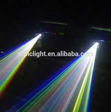 New Perfect ILDA Outdoor Laser Party Light 3W RGB