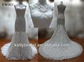 nuevo diseño chic de novia vestido de novia 2015 hecho en china