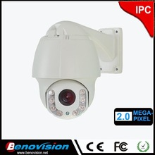 HD IP Speed Dome Camera 2.0MP 10x Zoom Explosion Proof IP PTZ Camera Audio