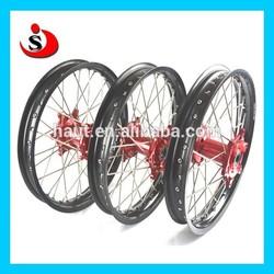 Powersport Parts JS Racing Wheels CRF 450 250 Motocross Parts