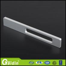 Quality Guaranteed aluminum black knife sets furniture wardrobe cabinet bathroom drawer pull handle