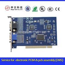 electronic pcb & components sourcing & assembly(SMT OEM PCBA)