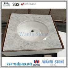 Flat Edge/ Eased Edge granite bathroom vanity counter top