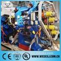 Xy-4f 610*17300 quatro rolos de máquina calendário de borracha folha