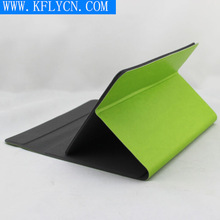 360 Rotation Pu leather cases For ipad air 2 for ipad 6 pu leather printing case