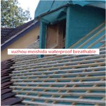 waterproof vapor permeable roof foil waterproof breathable roof felt
