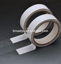 Jumbo roll hotmelt based tissue tape