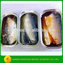 halal sardine fish in oil