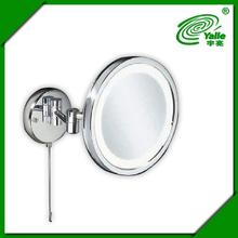 Round high quality table top salon CE/UL listd LED Mirror light