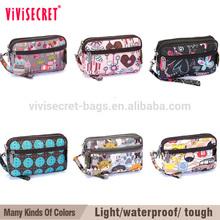 vivisecret documents bag multifunctional card holder folder travel wallet