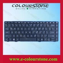 High quality Laptop Keyboard for HP 6460B 6465B 8460 8460P US BLACK 6037B0054537