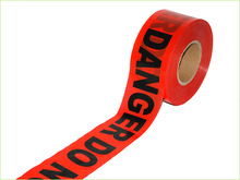 Various Colors PE cable warning tape with Great Price