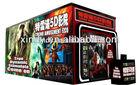 Adventure roller coaster 7D cinema 9D cinema movie , china 5D cinema equipment supplier