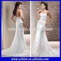 Vaina we-0921 baja de la espalda de encaje vintage vestidos de novia en el sur de áfrica vestidos de novia en línea