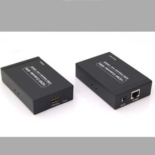 hdmi extender up to 60m cate6 cable vga rca up