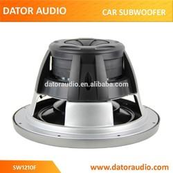 12 inch high power poineer dual coil car audio subwoofer,car subwofer,subwoofer speaker