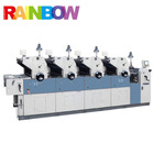 offset printing machine for 4 color magazines