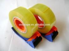 high quality yellowish bopp carton sealing tape adhesive tape