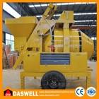 Small Diesel Engine Drum Mobile Concrete Mixer JZR350