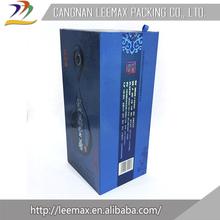 High Quality Cheap Custom Dimension Of Carton Wine Box