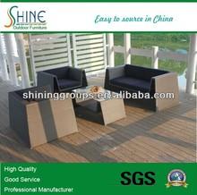 Environmental Plastic Rattan Madrid Outdoor Furniture Set C832