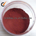 high quality iron oxide in pigments, iron oxide red