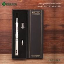 GS PTS01 650/900mah kit two color power indication new vaporizer pen