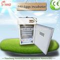 قطع الغيار الصناعية التلقائي الدجاج حاضنة درجة الحرارة حاضنة البيض للتفقيس بيض الدجاج