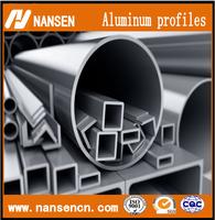 large square aluminum tube