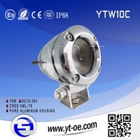 Y&T YTW10C ECE approval motorcycle light 4x4 accessories part car accessories made in china