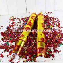 Vigorous orange wedding bulk confetti for wedding accessories