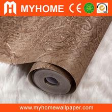 BT001 living room design decorative wallpaper 3d home designs wall price