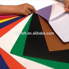 sticky felt / adhesive-backed felt sheets